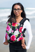Tula Canvas Ergonomic Carrier - Juliette