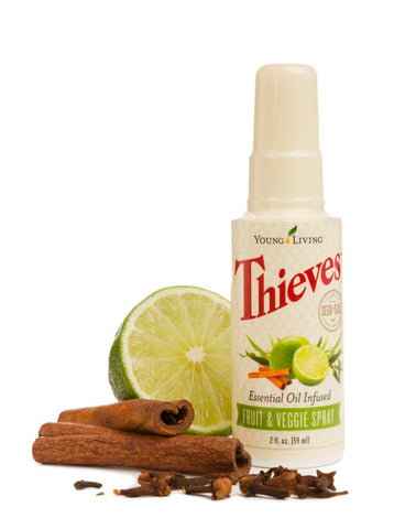 Young Living Thieves Fruit Spray