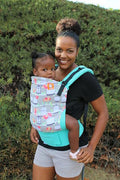 Tula Canvas Ergonomic Carrier - Melody