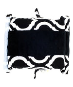 Itzy Ritzy, Ritzy Wrap Infant Car Seat Handle Cushion - Moroccan Nights