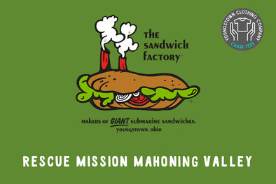 Chari-TEES | The Sandwich Factory
