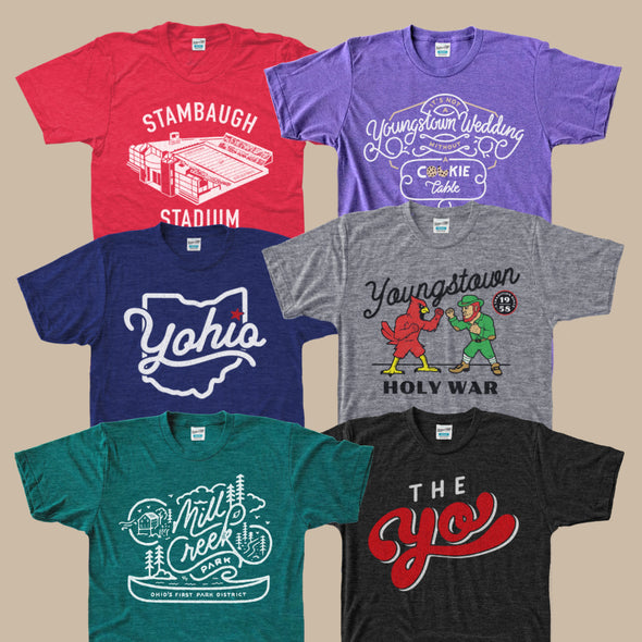 6a137f17 Youngstown Clothing Co Best Sellers