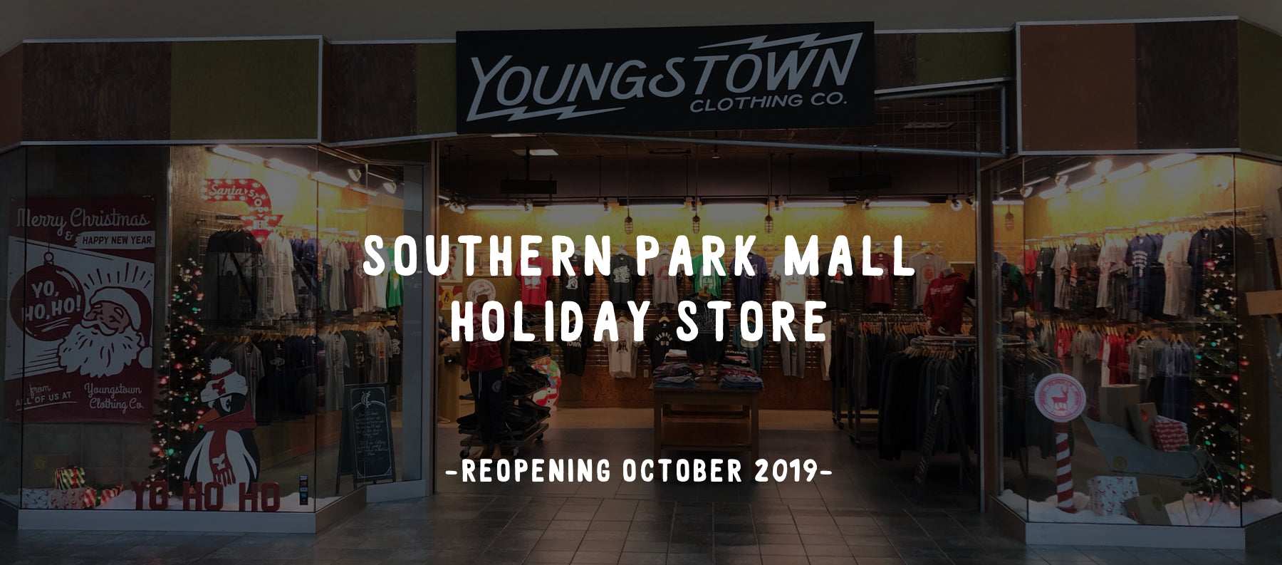 Southern Park Mall Holiday Store