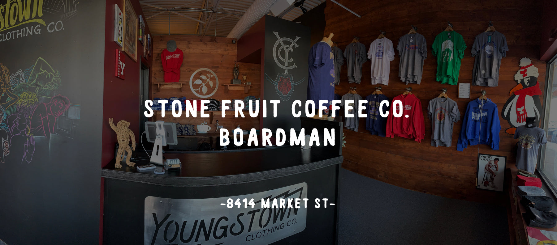 Stone Fruit Coffee Co. Location