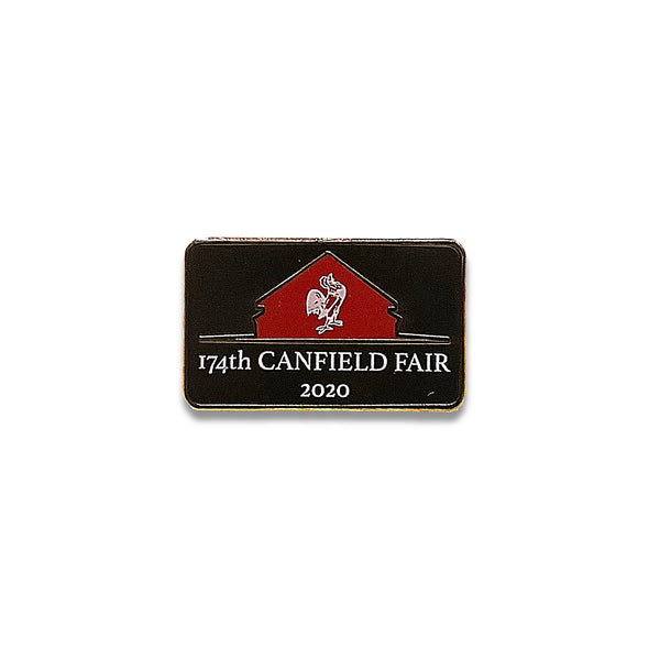 Canfield Fair | 2020 Souvenir Pin