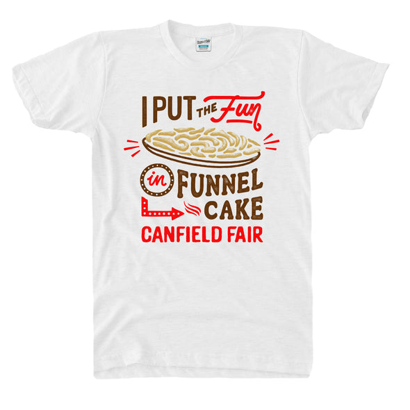 Canfield Fair | Fun in Funnel Cake