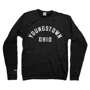 Youngstown Ohio Block Sweatshirt