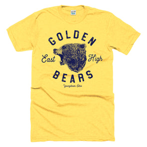 East High Golden Bears T-Shirt