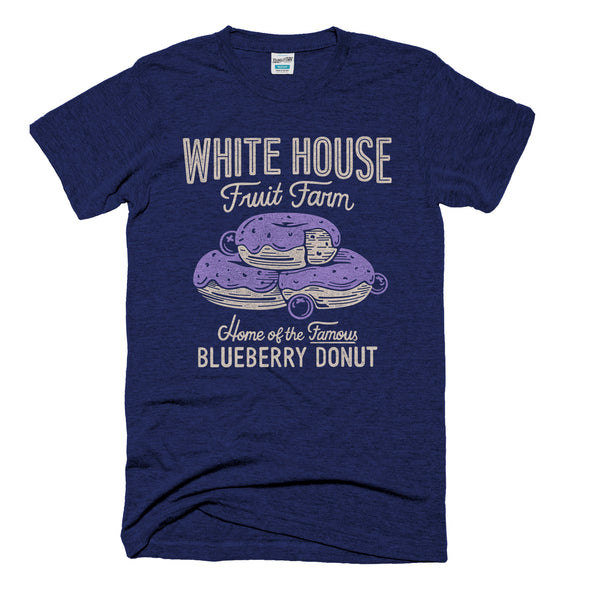 White House Fruit Farm | Blueberry Donut