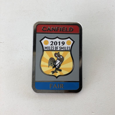 Canfield Fair | 2019 Souvenir Pin