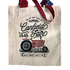 Canfield Fair | Tote Bag