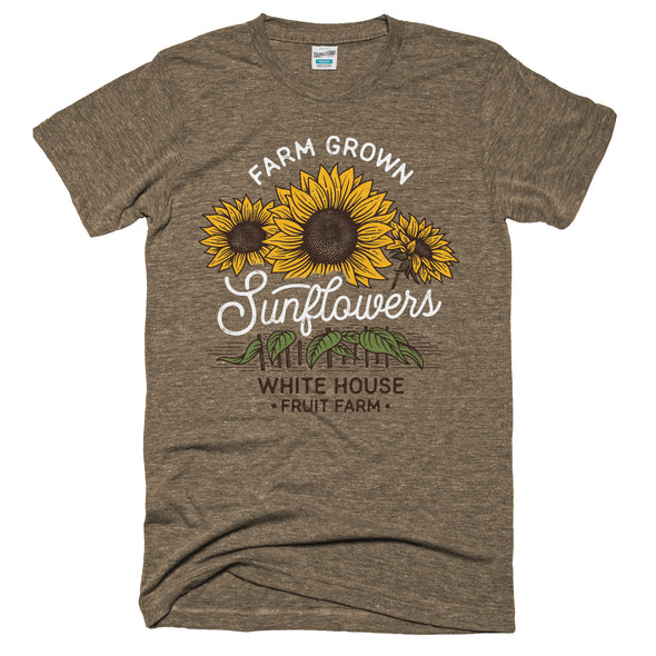 White House Fruit Farm Sunflower T-Shirt