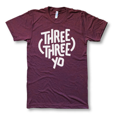Three Three Yo