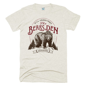 Mill Creek Park Bear's Den T-Shirt
