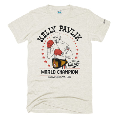 Kelly Pavlik T-Shirt
