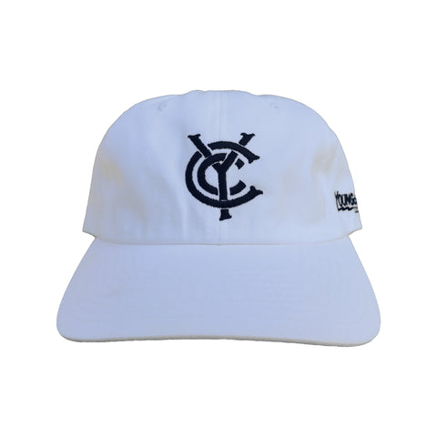 YCC Dad Hat | White