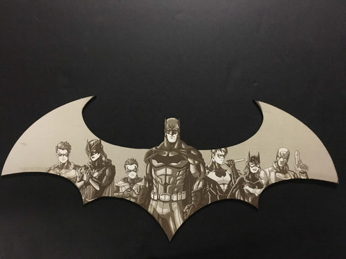 Batarang: Bat Family
