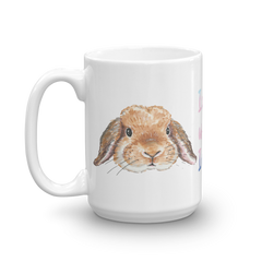 I do what I want Bunny Mug