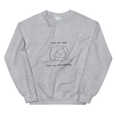 Tiny Paws Sweatshirt (Unisex)
