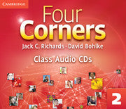 Four Corners Level 2 Class Audio CDs (3)