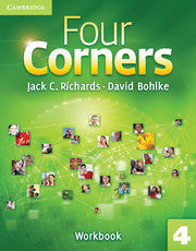 Four Corners Level 4 Workbook