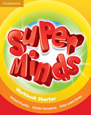 Super Minds Starter Workbook