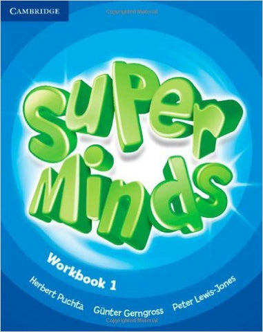 Super Minds Level 1 Workbook