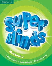 Super Minds Level 2 Workbook