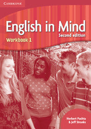 English in Mind Level 1 Workbook 2nd Edition