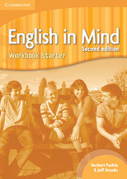 English in Mind Starter Workbook 2nd Edition