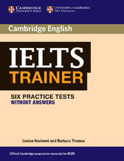 IELTS Trainer Six Practice Tests without Answers