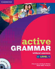 Active Grammar Level 1 without Answers and CD-ROM
