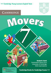 Cambridge Young Learners English Tests 7 Movers Student's Book