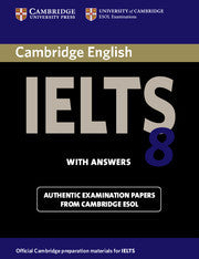 Cambridge IELTS 8 Student's Book with Answers