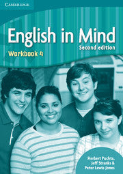 English in Mind Level 4 Workbook 2nd Edition
