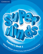 Super Minds Level 1 Teacher's Book