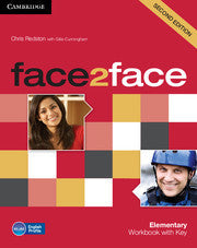 face2face Elementary Workbook with Key 2nd Edition