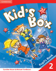 Kid's Box 2 Pupil's Book
