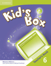 Kid's Box 6 Teacher's Book