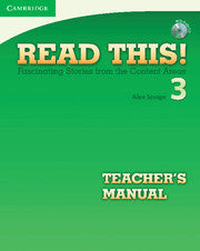 Read This! Level 3 Teacher's Manual with Audio CD Fascinating stories from the content areas