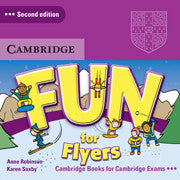 Fun for Flyers Audio CDs (2) 2nd Edition