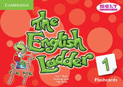 The English Ladder Level 1 Flashcards (Pack of 100)