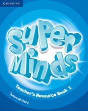 Super Minds Level 1 Teacher's Resource Book with Audio CD