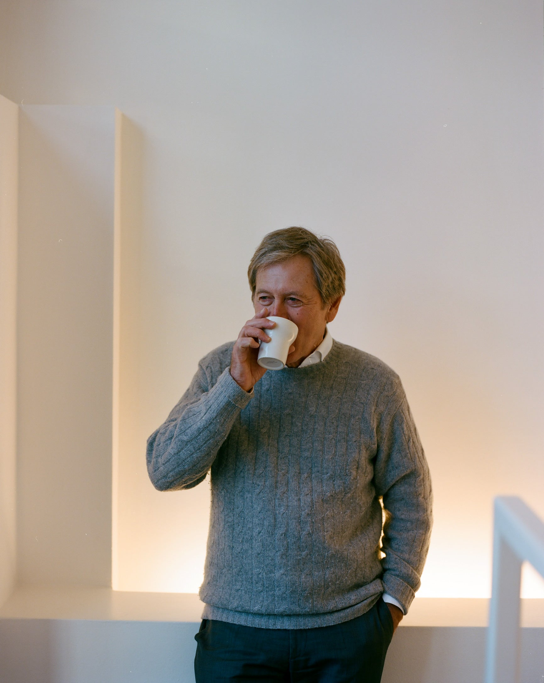 Men's Series - John Pawson, The Architectural Designer.