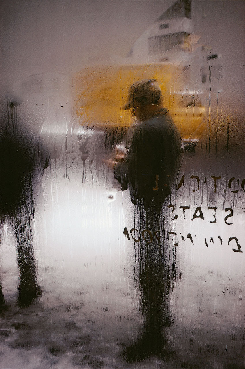 Saul Leiter Early Color Studio Nicholson