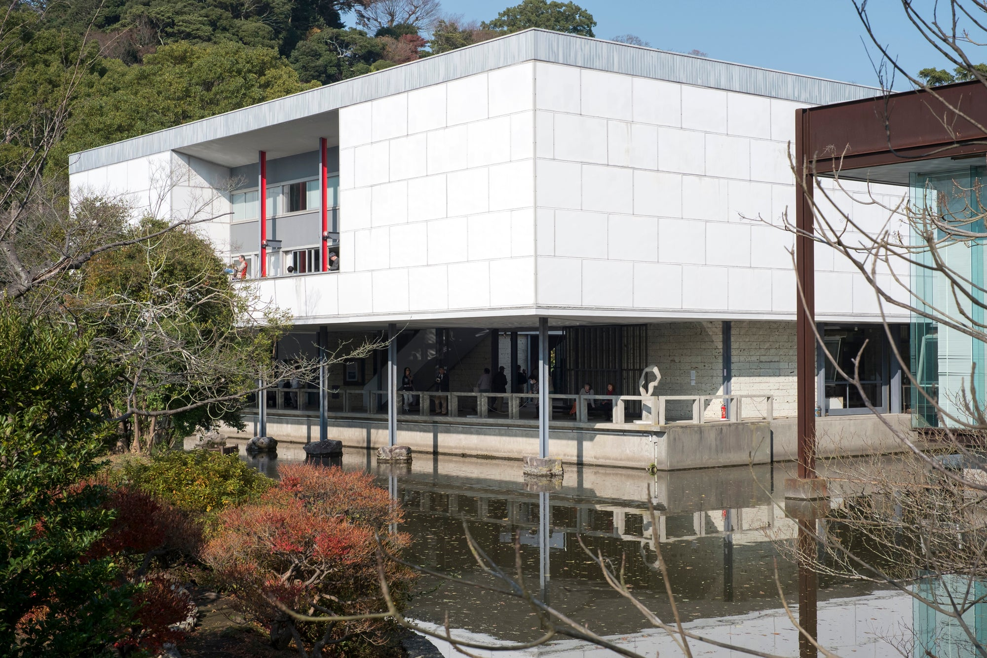 The Museum of Modern Art Kamakura - A Report by Aya Sekine