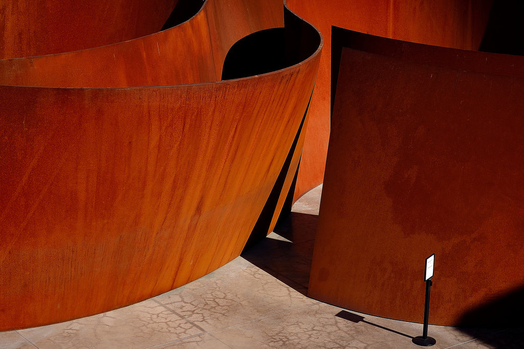 Richard Serra - Industrial Strength