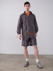 Lento Windbreaker In Lead - Studio Nicholson