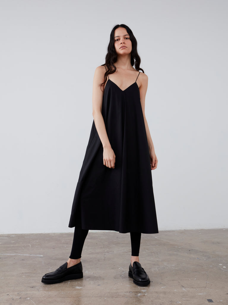 Oahu Dress in Black - Studio Nicholson