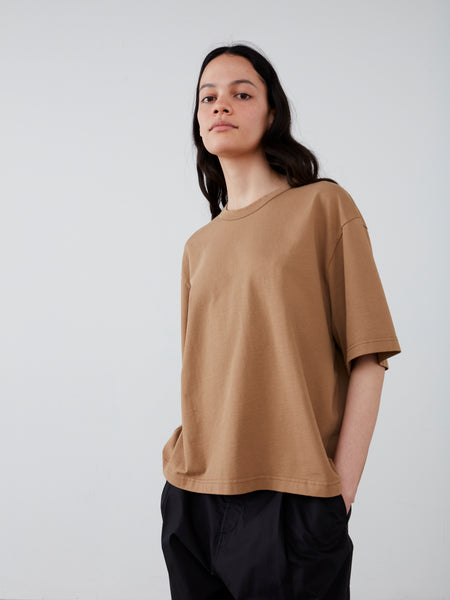 Lee T-Shirt in Tan - Studio Nicholson
